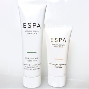 ESPA Overnight Hydration Therapy Pink Scalp Mud